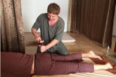 Тайский ток сен массаж